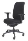 Bureaustoel-|-200-NEN-|-Zwart