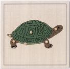 Dierenpuzzel-Schildpad