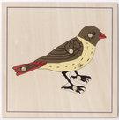 Dierenpuzzel-Vogel