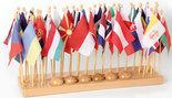 Vlaggenstandaard-Europa