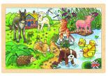 Legpuzzels-24-Dieren-Weilanddieren
