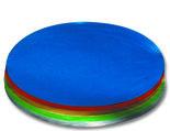 50-Alu-vouwbladen-rond-12-cm-assorti-5-kleuren
