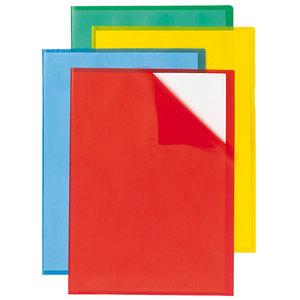 Zichtmappen (PP) | A4 | Geel | 10 stuks