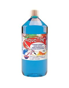 Aquatint | Collall | Lichtblauw | Waterverf | 1000 ml